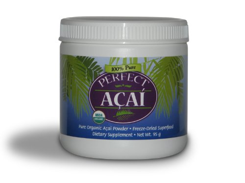Parfait aliments Acai Powder