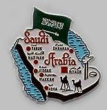 Saudi Arabia - Magnet