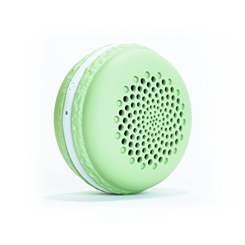 Hook Up Dual Voice Coil - Yobbom Macaron Bluetooth Speaker, Colorfull and Small Size Waterproof Loudspeaker, the Best Gifts for Kids