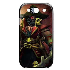 Gangplank-005 League of Legends LoL case cover HTC One M8 Plastic Black