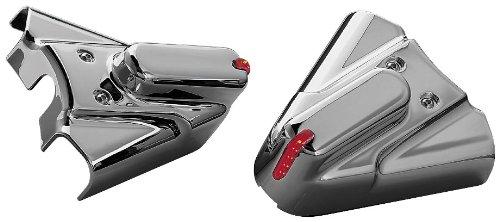 - Kuryakyn Chrome Lighted Phantom Covers 8220