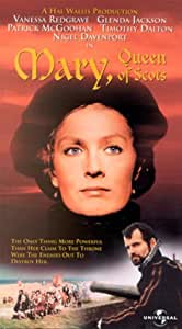Mary, Queen of Scots [VHS]