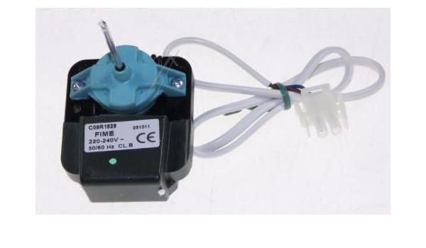 Ariston – motor ventilador c09r1829de para frigorífico Ariston ...