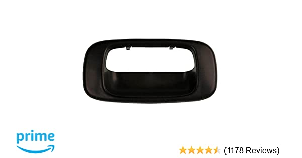 Amazon.com: 99-05 Chevy Chevrolet Silverado Pickup Tailgate Handle Truck, Bezel (1999 99 2000 00 2001 01 2002 02 2003 03 2004 04 2005 05) C580706 15046512: ...