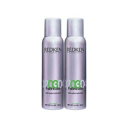 Redken 5th Avenue NYC #03 Fabricate Heat-Active Mild Control Moisturizer, 4.4 oz. / 124 g. (Pack of 2)