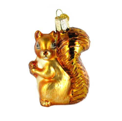 Old World Christmas Squirrel Ornament product image