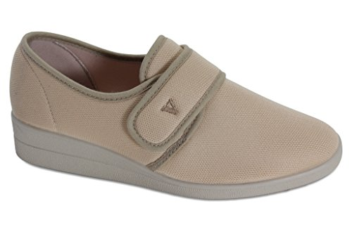 Valleverde Beige Chaussons Chaussons Femme pour Valleverde r7rqz68