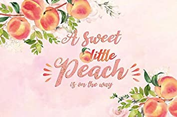 amazon com baocicco 9x6ft baby shower for girls backdrop a little sweet peach is on the way pink sweet juice peach girls photography background wallpaper it is a girl party baby girls baocicco 9x6ft baby shower for girls backdrop a little sweet peach is on the way pink sweet juice peach girls photography background wallpaper it is a