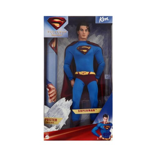 Barbie Collector Superman Returns Superman Doll