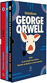Box Exclusivo George Orwell - Edição Especial Capa Dura