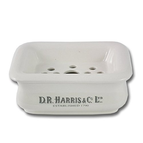 D.R. Harris Traditional Soap Dish by DR Harris & Co