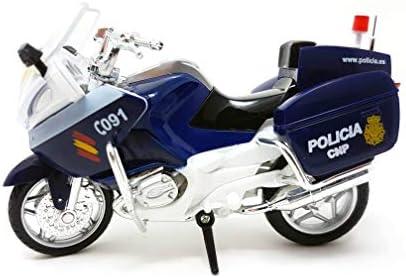 PLAYJOCS Moto Policía Nacional GT-3987: Amazon.es: Juguetes y juegos