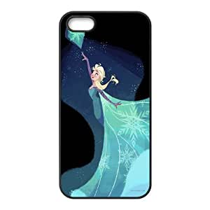 frozen,anna and elsa,snowman frozen forever series protective cover For Iphone 4 4S case cover SHIKAI54366