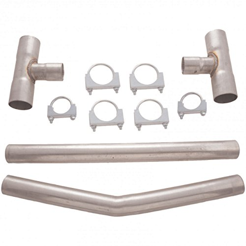 Flowmaster 15920 Balance Pipe Kit for 2.50 in. Tubing