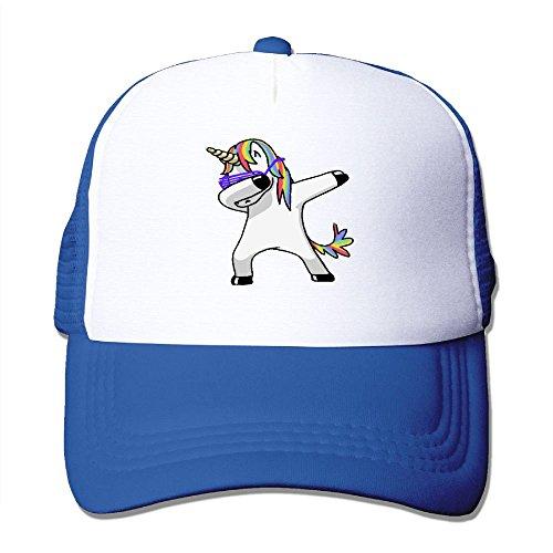 Los Angeles Dodgers Mlb Slippers (XiaoHans Men's Dabbing Unicorn Casual Style Basketball RoyalBlue Mesh Cap Adjustable Snapback)