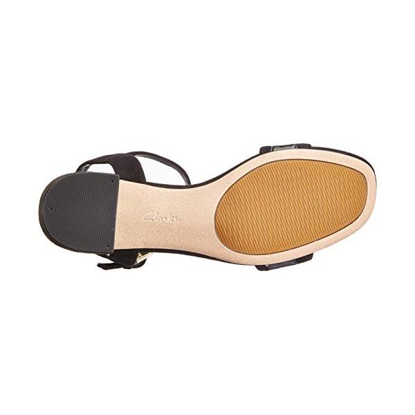 Clarks Women's Orabella Shine Fashion Sandals