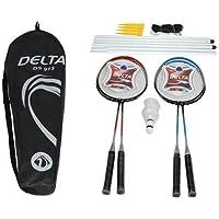 Delta Unisex Badminton Raketi Ds 913, Çok Renkli, Tek Beden
