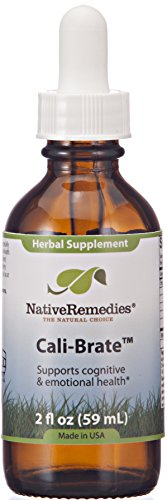 Native Remedies Native Remedies Cali-Brate for Brain and ...