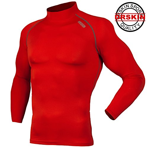 [DRSKIN] SRG051 UV Sun Protection Long Sleeve Rashguard men women (M) (Sun Protection Swimwear Men compare prices)