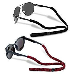 Glasses Strap (Pack of 6) for Men Women Adjustable Sunglasses Eyewear Retainer