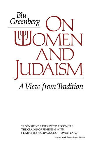 On Women and Judaism: A View from - Mall Stores Park In University