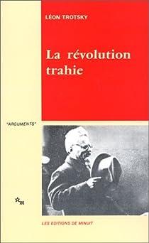 La Révolution trahie par Trotsky