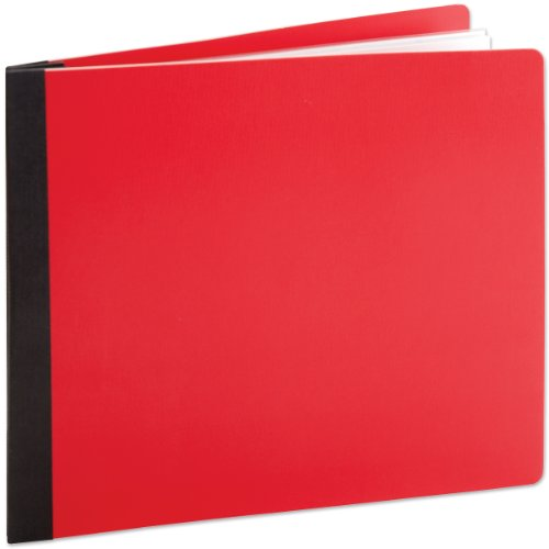 SEI 7-9418 6-Inch by 6-Inch Preservation Album, Red ()