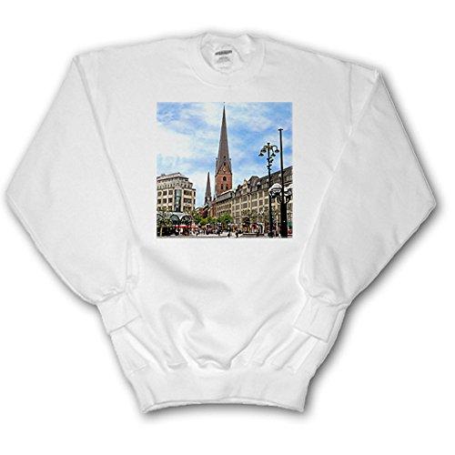 Danita Delimont Germany Rathaus Sweatshirts