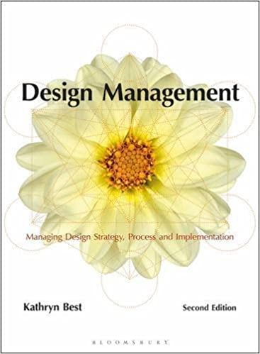 Book Design Management: Managing Design Strategy, Process and Implementation (Required Reading Range) by Kathryn Best (2015-02-26)