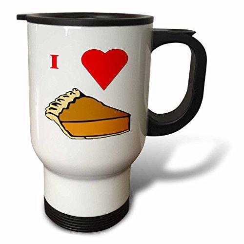 i love pie mug - 4