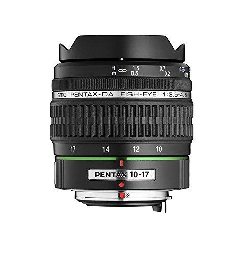 PENTAX DA 10-17mm f/3.5-4.5 ED (IF) Fish-Eye Lens for Pentax Digital SLR (Slr Pentax Digital)