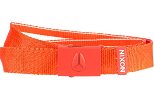 Nixon Women's Encore Reversible Belt Metal Buckle Up To 42
