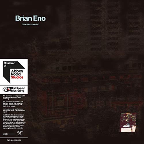 Album Art for Discreet Music by Brian Eno
