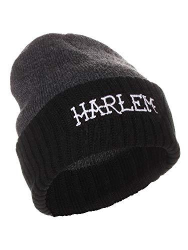 American Cities Harlem New York Winter Knit Hat Cap Beanie -