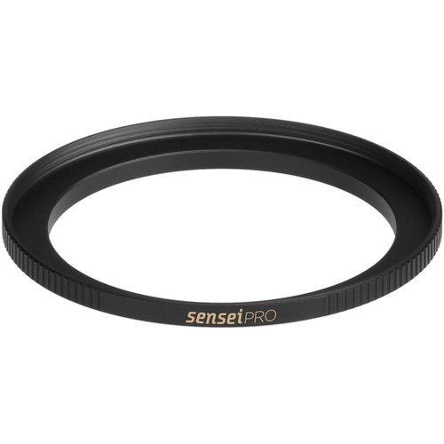 Sensei PRO 58mm Lens to 67mm Filter Brass Step-Up Ring(4 Pack) by Unknown