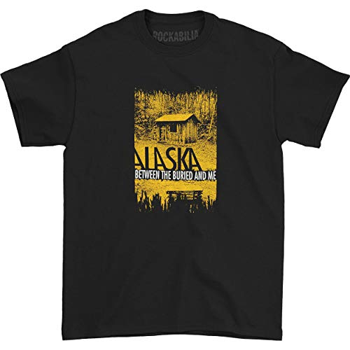 Between The Buried And Me Men's Cabin Fever T-shirt X-Large Black (Between The Buried And Me T Shirt)
