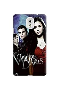 Beauty sincere design tpu skin case cover for Samsung Galaxy note3 of The Vampire Diarie in Fashion E-Mall