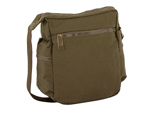 0 khaki 606 B00 Messenger Black liters 60 active 3 Bag camel 35 PZTBqx
