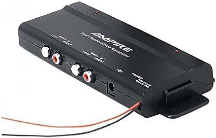 Ampire Radio Transmitter 2 Channel For Hp401 Headphones Navigation Car Hifi