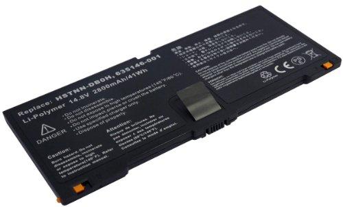 Li-Polymer 14.80V 2800mAh laptop battery for HP ProBook 5330m FN04 635146-001 HSTNN-DB0H QK648AA
