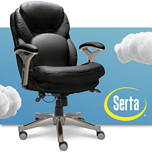 Serta Ergonomic Executivefice Motion