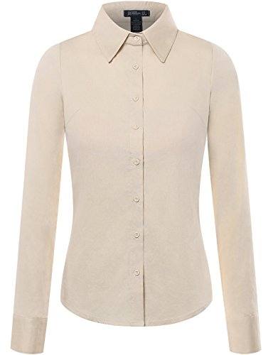 Womens Sleeve Collar Button Shirt product image