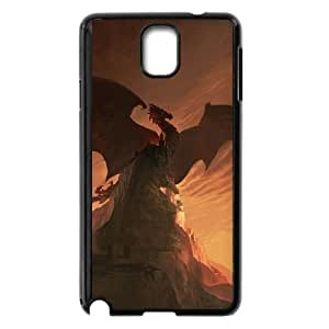 Ancient Dragon Samsung Galaxy Note 3 Cell Phone Case Black Phone Accessories VR6CT0387