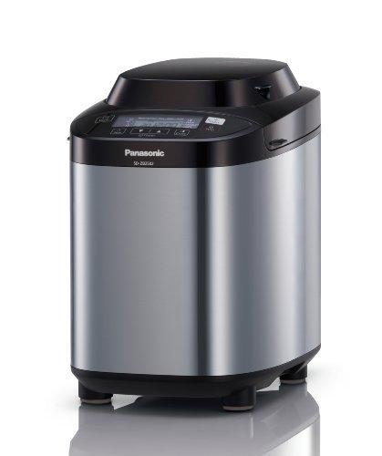 Panasonic SD2502 Stainless Steel Bread Maker by Panasonic ...