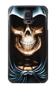 S0225 Skull Grim Reaper Case Cover for Samsung Galaxy S5