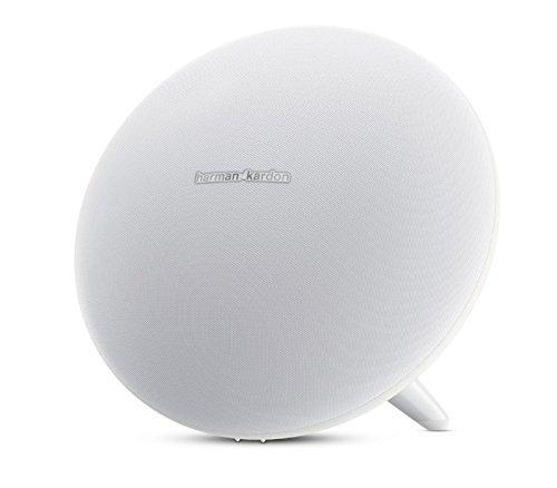 Harman Kardon Onyx Studio 4 Wireless Bluetooth Speaker White (New model) by Harman Kardon