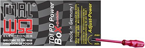 100 PS TDI Pumpe D/üse Chiptuning passend f/ür Skoda Fabia 1.9 TDI 74 KW 240 NM