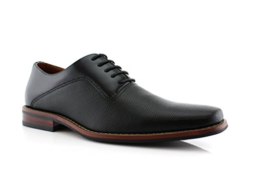 Ferro Aldo Mens Lalo Oxford Dress Shoes