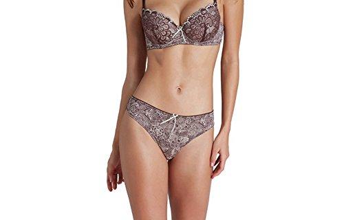 Phillip Flor Bras And Panties Women Top Bra Sets Sexy Push Up Brassiere Panties Briefs Lingerie