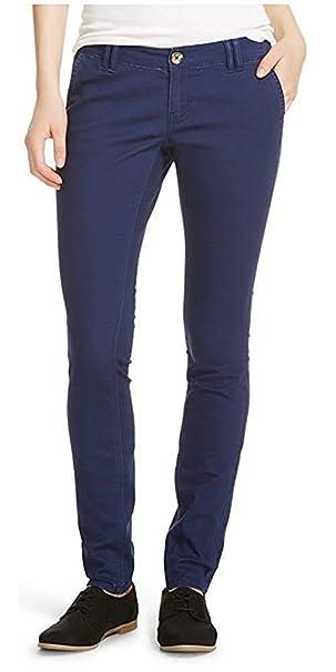 Amazon.com: Mossimo Skinny Chino - Pantalones para mujer ...